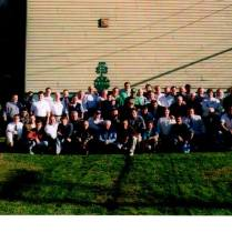 A.O.H. Division 23 Club Photo from the late 1990's