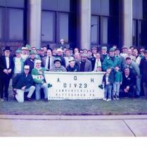 A.O.H. Division 23 at St. Patrick's Day Parade (1996)