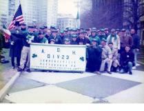 A.O.H. Division 23 at St. Patrick's Day Parade (1997)