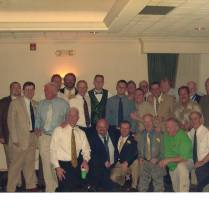 Various A.O.H. Division 23 members & A.O.H. County/State Board Representatives at the 100th Anniversary Dinner (2003)