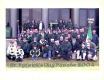 A.O.H. Division 23 at St. Patrick's Day Parade (2004)