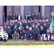 A.O.H. Division 23 at St. Patrick's Day Parade (2004)