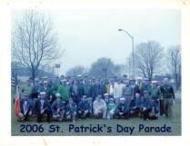 A.O.H. Division 23 at St. Patrick's Day Parade (2006)