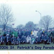 A.O.H. Division 23 at St. Patrick's Day Parade (2006)