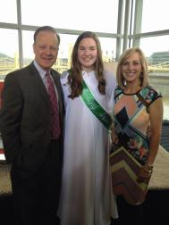 Miss Smiling Irish Eyes 2015