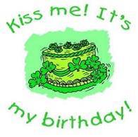 AOH birthday cake