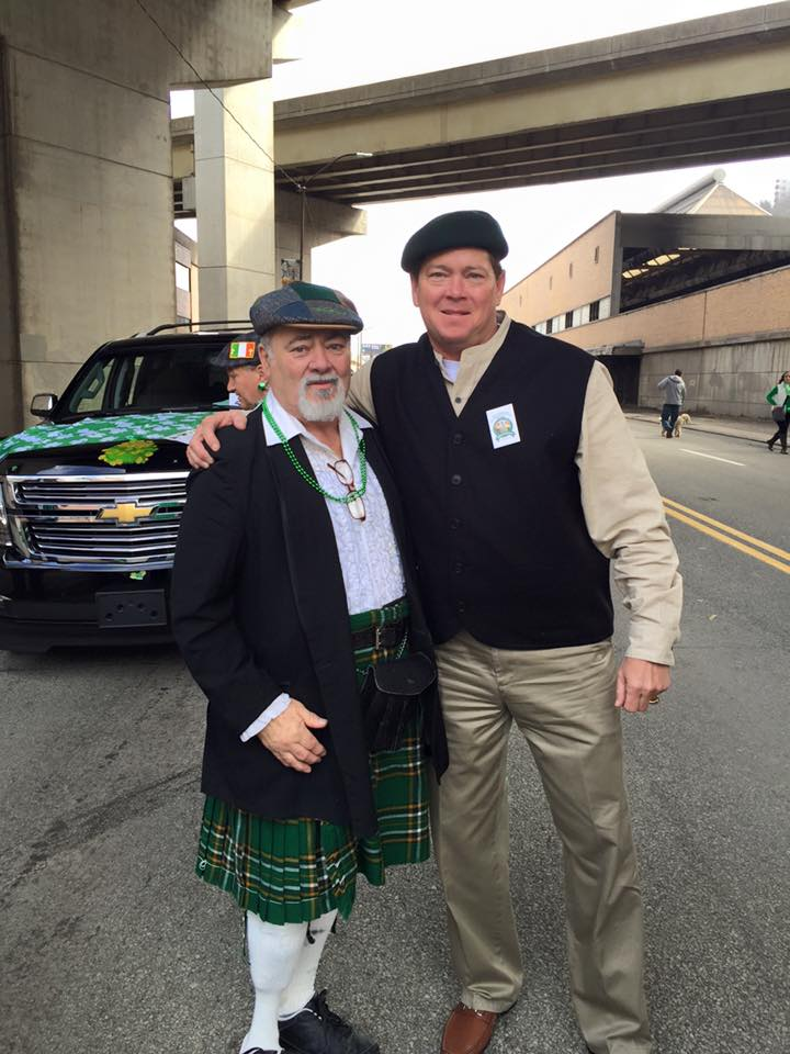 St. Patrick's Day Parade 2016