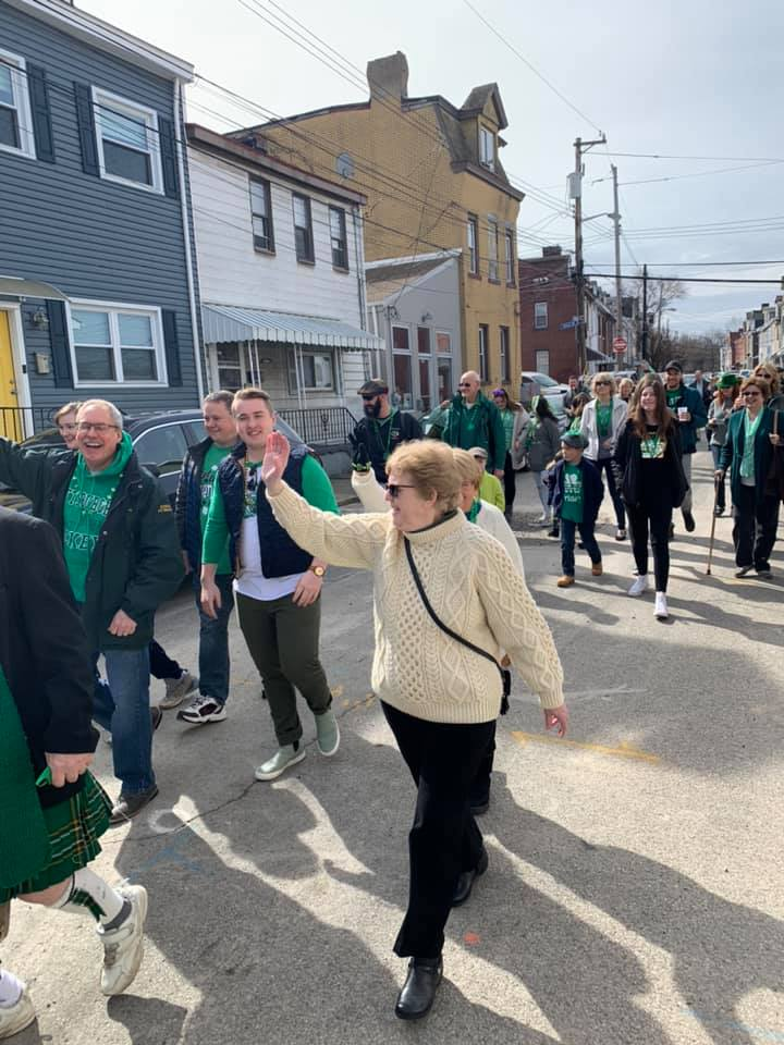 Lawrenceville's St. Patrick's Day Parade