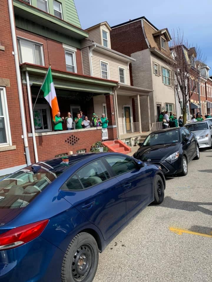 Lawrenceville's St. Patrick's Day Parade